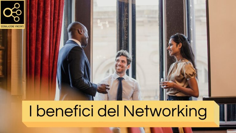 Read more about the article I benefici del Networking